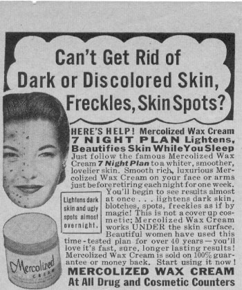 MERCOLIZED WAX CREAM PHOTOPLAY 08/01/1956 p. 106