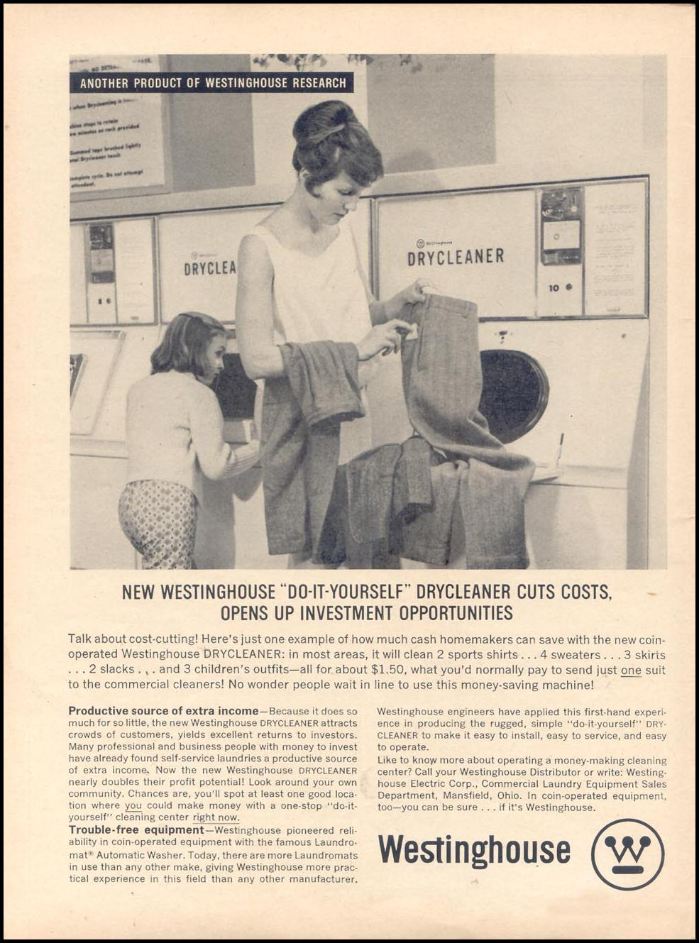 WESTINGHOUSE COIN-OPERATED DRYCLEANER TIME 11/17/1961 p. 8