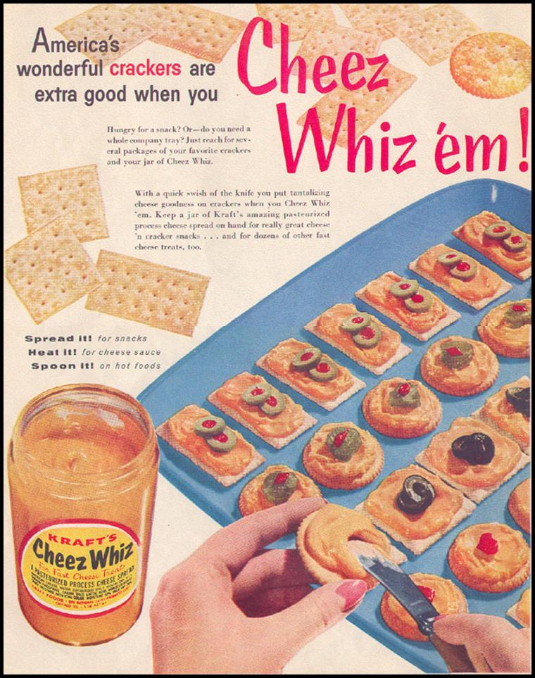 CHEEZ WHIZ LOOK 09/16/1958
