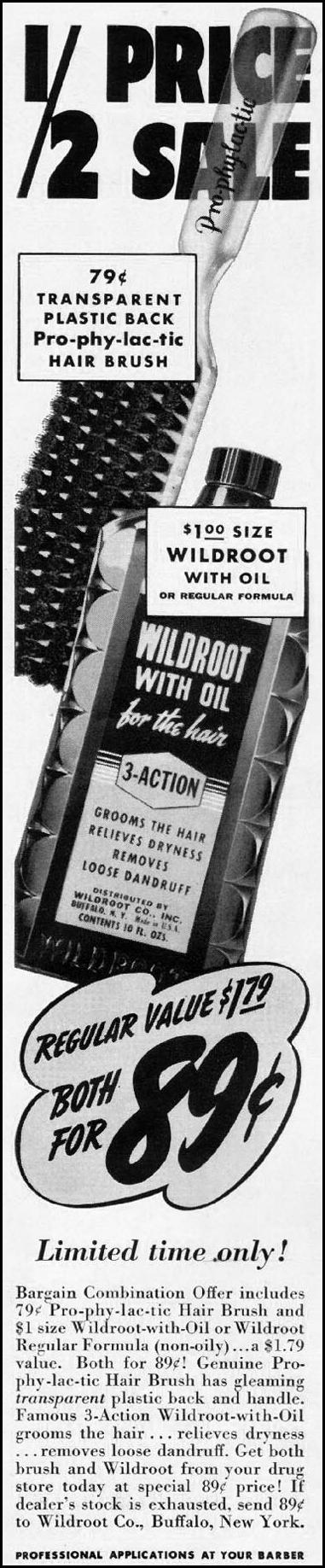 WLIDROOT HAIR TONIC LIFE 09/29/1941 p. 100