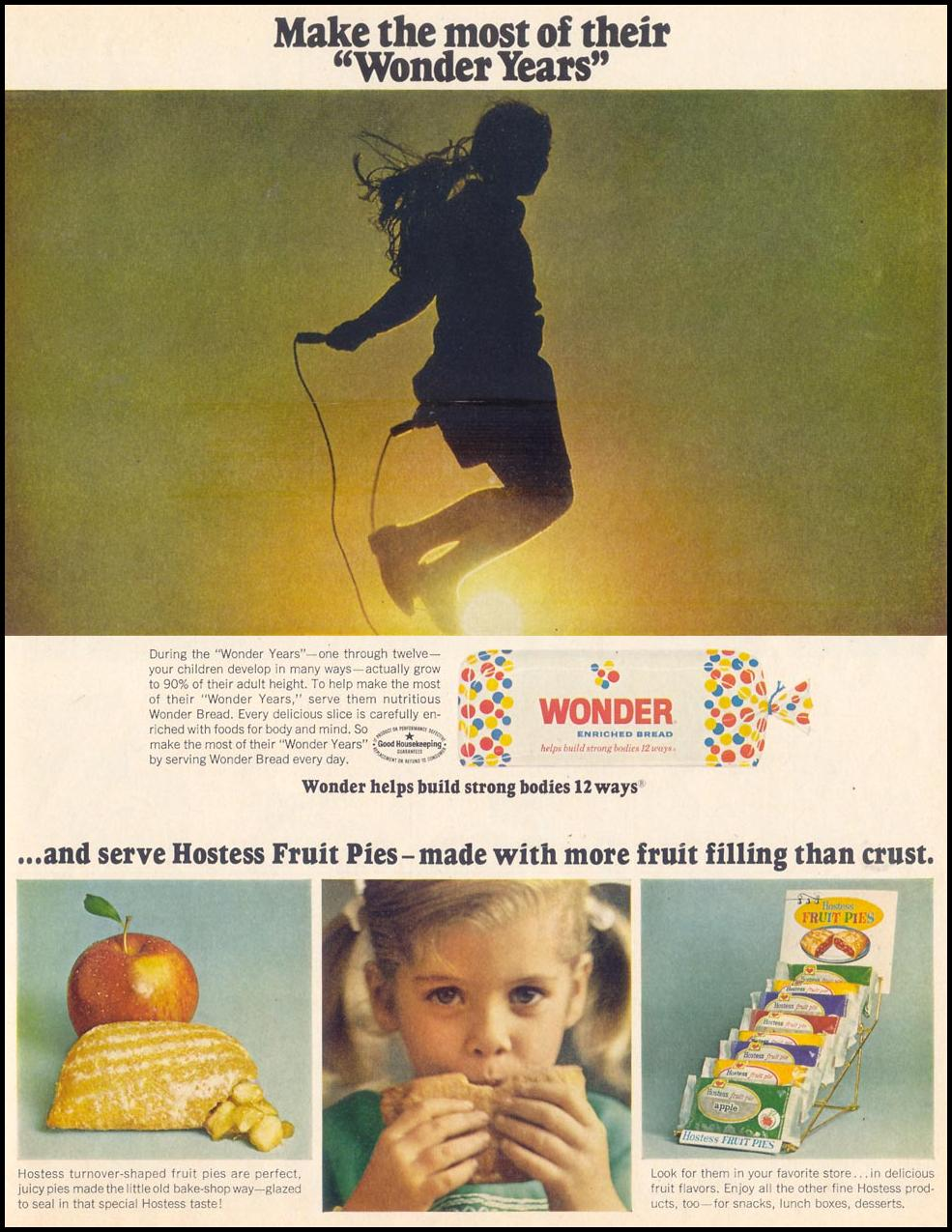 WONDER ENRICHED BREAD LIFE 05/19/1967