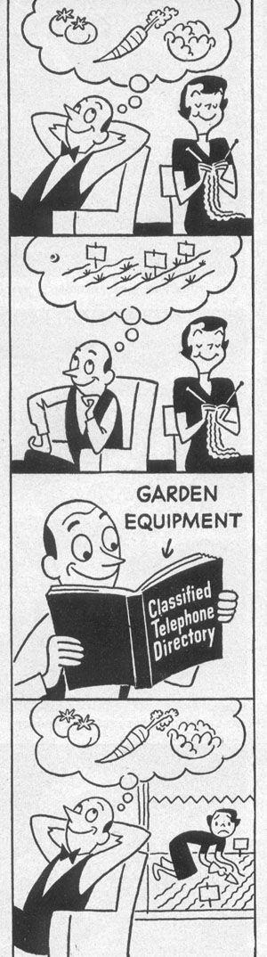 YELLOW PAGES LIFE 04/17/1950 p. 166