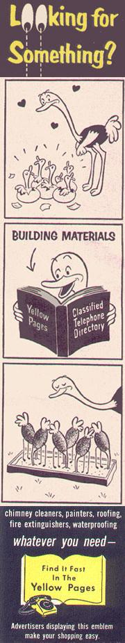 YELLOW PAGES LOOK 09/16/1958 p. 55